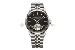 Raymond Weil Presents its First in-house Movement - CALIBRE RW1212
