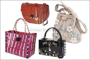 Uterque Handbags Spring/Summer 2017 collection
