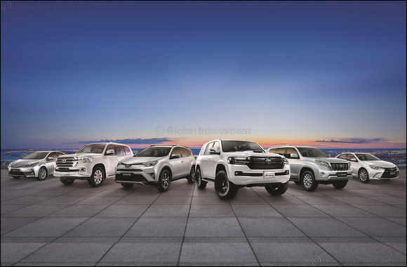 Buy now and pay in 2018 with Al-Futtaim Motors' Toyota Ramadan deals