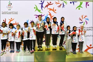Badminton Makes Successful Debut at School Olympics