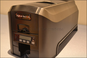Digital Factors launches the first UAE brand of card printers