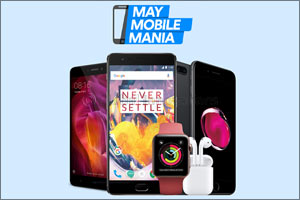 SOUQ.com's �May Mobile Mania' is back with unparalleled deals for the tech-natives