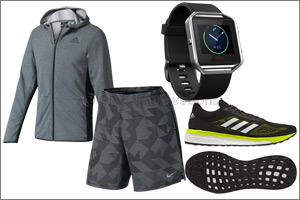 Stadium's Mens Workout Outfit of the Week