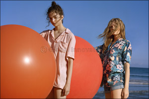 Pull&Bear presents the spring looks for teenagers