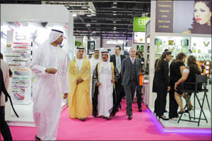 beautyworld middle east 2017 opens with 11.5 per cent year-on-yea...