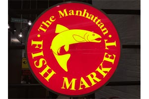 Review: The Manhattan FISH MARKET Restaurant