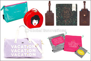 Travel in style with these summer essentials from ban.do, Ted Baker, Tatty Devine & Happy Jackson
