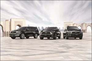 Arabian Automobiles Customers can Earn up to AED 100,000 in Rewards When They Buy a New INFINITI This Ramadan