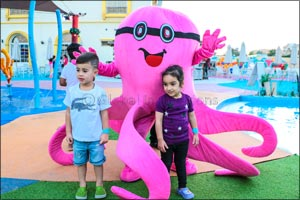 Splash 'n' Party Celebrates 'End of School Carnival'