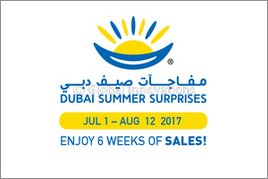 20th Edition of Dubai Summer Surprises Offers Six Weeks of Sales
