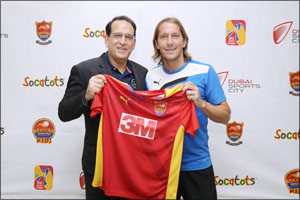 3M Healthcare Sponsors the Spanish Soccer School in Support of UAE Youth Sport