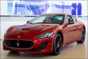 Maserati GranTurismo �Special Edition' Arrives in the UAE