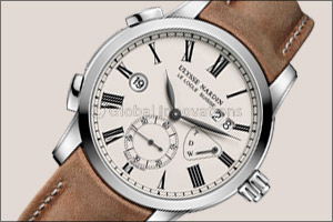 Ulysse Nardin - Classic Dual Time Enamel