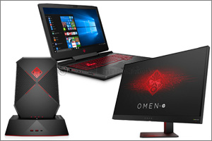 OMEN by HP Delivers the Ultimate Advantage for Gamers to Dominate the Competition