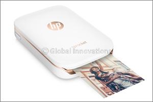 HP Revolutionizes Pocket-size Printing with Sprocket