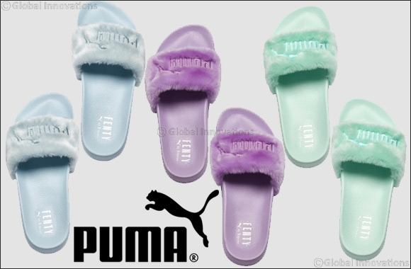 fenty puma slides colors