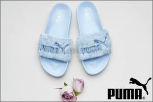 Spring / Summer '17 PUMA x FENTY By Rihanna | Fur Slides