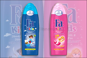 Fa Kids Shower Gel Range