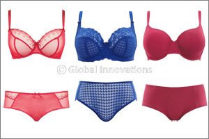 TKD Lingerie: Blue is the new Black