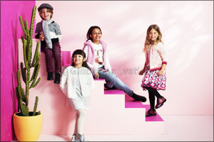 GUESS Unveils the Kids Fall 2017 Collection and Campaign