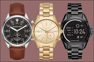 Michael Kors Access Expands With New Smartwatches, New Apps, New Faces and New Markets