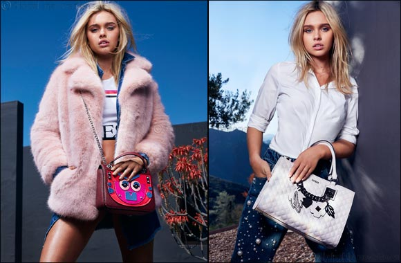 Introducing the Fall 2017 GUESS Accessories Collection Advertising ... a5fa79bdd1d