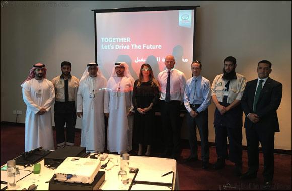 Al-Futtaim Motors reiterates its environmental commitment with zero-emission Fuel Cell Vehicles : GoDubai.com