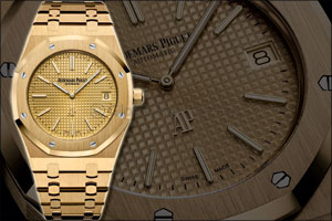 Highly Anticipated Audemars Piguet Royal Oak Extra-thin Arrives in the Middle East