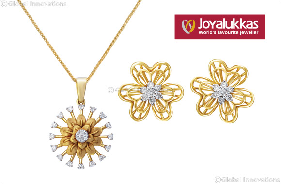 Joyalukkas launches diamond earring festival with the latest happy dubai uae august 19 2017 multi award winning global retail chain joyalukkas gives patrons a sparkling new reason to indulge their love of jewellery aloadofball Image collections