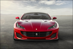 The Ferrari Portofino revealed: a GT that represents a unique combination of sportiness, elegance and on board comfort