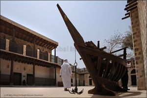 Heart of Sharjah Echoes Emirate's Significant History