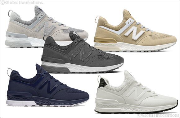 New Balance Introduces the 574 Sport in Celebration of the