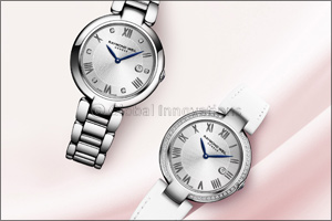 Shine, Elegant Evolving Design to complement your lifestyle from RAYMOND WEIL