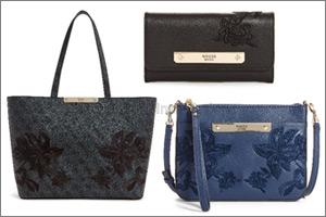 GUESS Autumn/Winter 17 BRITTA Handbags
