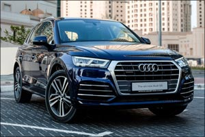 Ali & Sons Audi unveils all new Q5 and SQ5 in Abu Dhabi and Al Ain
