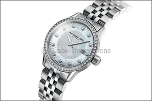 RAYMOND WEIL'S Freelancer Ladies - The Ideal Ally for the Modern Active Woman
