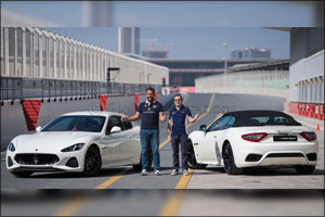 Al Tayer Motors launches 2018 Maserati GranTurismo and GranCabrio in the UAE