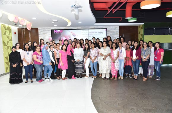 NOW organises Breast Cancer Awareness Session at UAE
