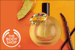 Trick or Treat Your Skin - New Halloween Special Edition Vanilla Pumpkin by The Body Shop