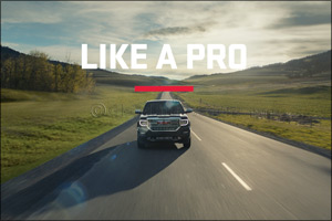 GMC opens new chapter in Middle East with �Like A Pro' campaign