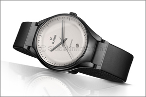 The Rado True Cyclo - Exclusive watch co-developed with French designer Philippe Nigro