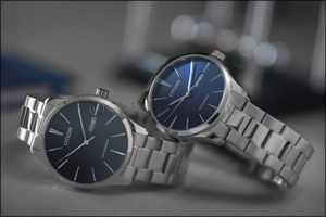 Stylish automatics from CITIZEN made for the special occasion