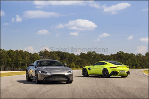 Introducing the new Vantage: the successor to a true sporting dynasty