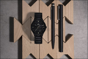 The Rado True Phospo - All is aglow with new timepiece from watchmaker Rado and Big-Game design studio