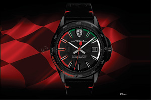 Ferrari watches commemorates the 46th UAE National Day with a special edition watch