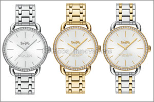 Coach Women's Lex Stainless Steel Bracelet Watch Collection