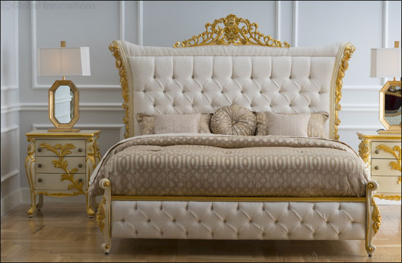 imperial style bed from 2xl adds a touch of luxury godubai com rh godubai com 2xl furniture & home decor 2xl furniture & home decor
