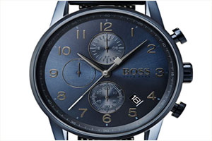 BOSS watches presents Navigator Collection'