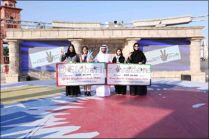 Global Village hosts awards ceremony for Victory Project winners