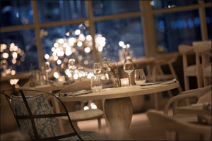 Bleu Blanc by David Myers announces its Friday Brunch and unique spa and dine Valentine's Package